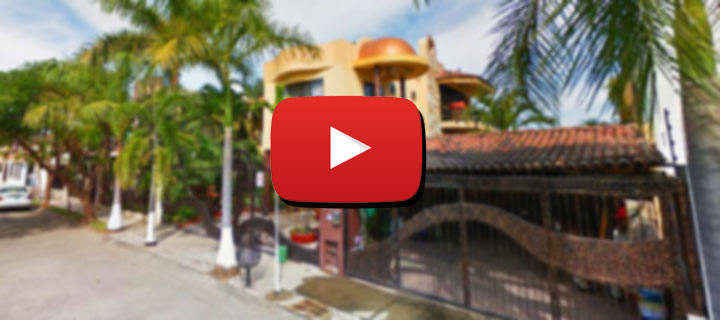 Casa Debbie House for Sale in Fluvial Vallarta Youtube Video