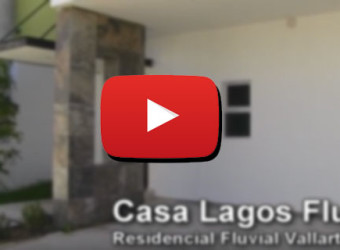 Video Casa Lagos Fluvial Vallarta Youtube