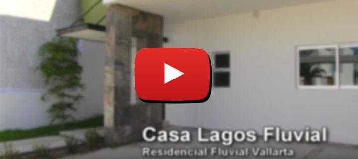 Video Casa Lagos Fluvial Vallarta Youtube