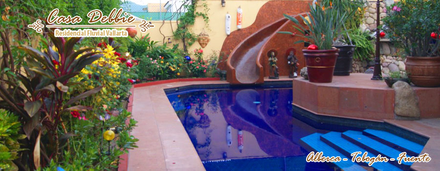 Casa Debbie, Fluvial Vallarta - En Venta